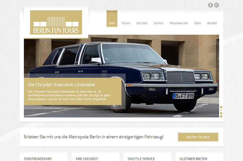 Berlin Fun Tours - Wordpress,responsive,Logo