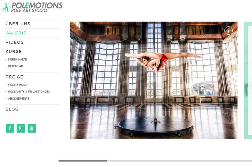 Polemotions - Wordpress,Horizontal,Newsletter